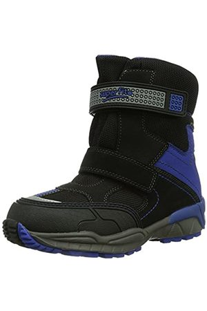 Superfit Culusuk, Boys Snow Boots, (Schwarz Multi 03),4.5 Child UK