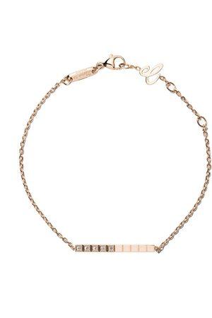 Chopard 18kt rose Ice Cube Pure diamond bracelet - FAIRMINED ROSE