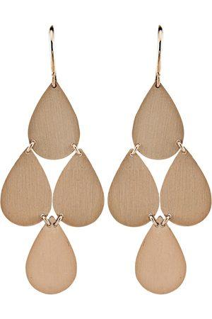 Irene Neuwirth Women Earrings - Chandelier earrings - Metallic