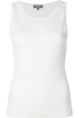 N.PEAL Cashmere superfine shell top