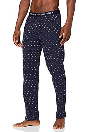 Tommy Hilfiger Men's Jersey Print Pant Thermal Trousers