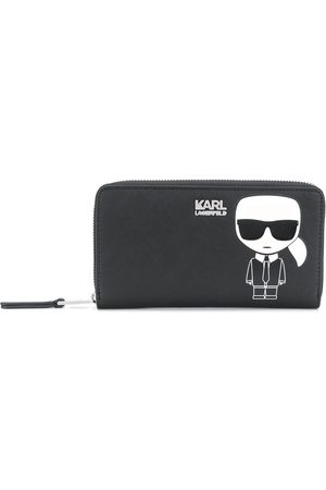 Karl Lagerfeld Logo purse