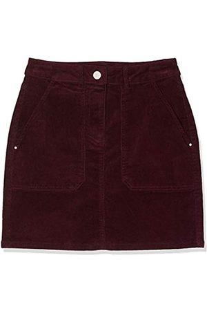 Dorothy Perkins Women's Berry Cord Mini Skirt