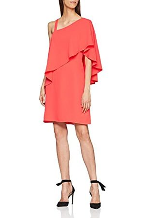 Coast Women's Caggie Party Dress, (Coral)