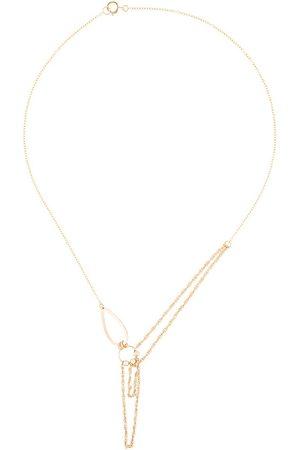 Petite Grand Golden Hour necklace - Metallic