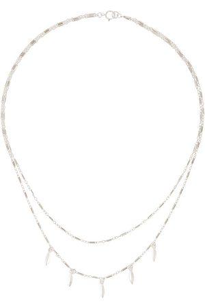 Petite Grand Gismonda necklace - Metallic