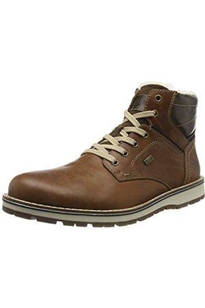 Rieker Men's Herbst/Winter Classic Boots, (Amaretto/Pazifik/Toffee 25)