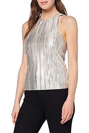 Dorothy Perkins Women's Plisse Halter Vest Top