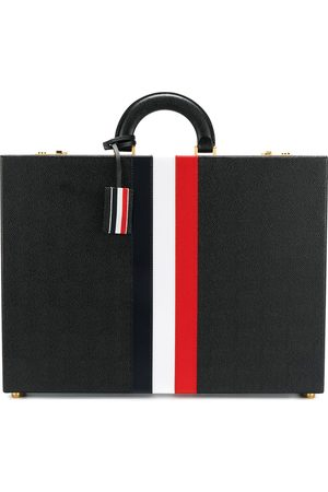 Thom Browne Pebble grain Attached case