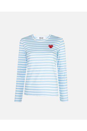 Comme des Garçons T-shirt with embroidery size L