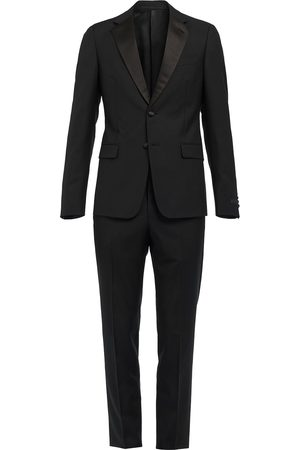Prada Men Suits - Single-breasted tuxedo