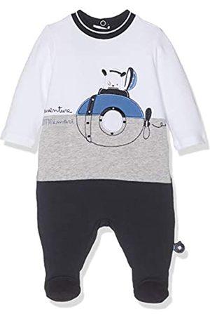 chicco Baby Boys' Tutina Con Apertura Sul Patello Playsuit