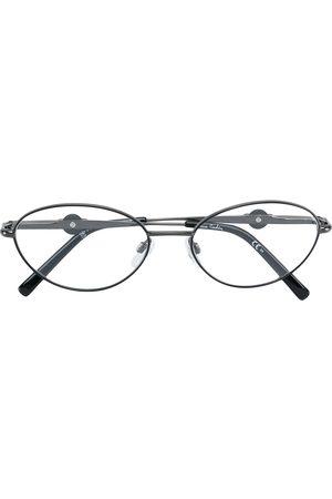 Pierre Cardin Women Sunglasses - Round-frame glasses - Metallic