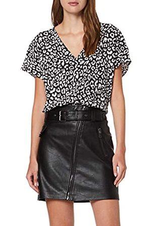 Only Women's ONLZOE Faux Leather Skirt OTW
