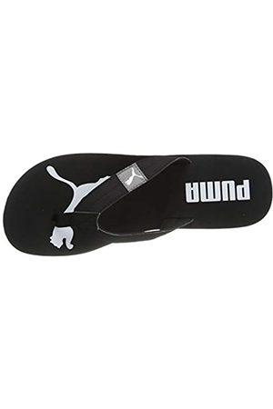 Puma Unisex Adulto Cozy Flip Zapatos de Playa y Piscina, Negro -Castlerock 05