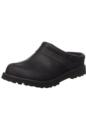 Aigle Men's Guiren Clogs, (Dark 001)