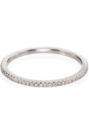 ROSA DE LA CRUZ 18kt diamond ring