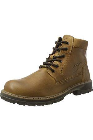 Camel Active Scandinavia GTX 16, Men's Snow Boots, Gelb (Cinnamon 12)
