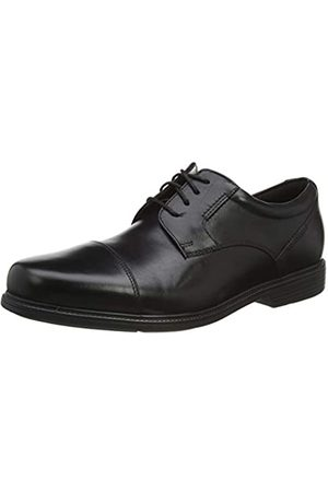 Rockport Men's Charlesroad Captoe Dress Shoe Derbys, ( Ec 001)