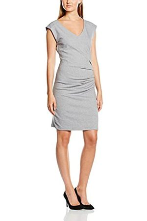 Kaffe Women's 501000 Dress, -Grau ( Melange 50015)