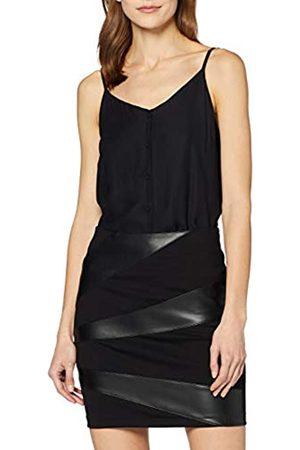 Only Women's Onldinas Faux Leather Skirt OTW