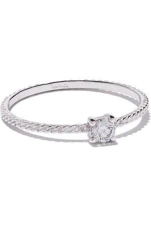 WOUTERS & HENDRIX 18kt diamond Uzerai exclusive ring