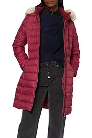 Tommy Hilfiger Women's Tjw Essential Hooded Down Coat Jacket