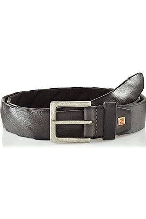 Lindenmann The Art of Belt Mens leather belt/Mens belt, full grain leather belt buffalo leather, Unisex, Größe/Size:85