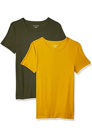 Amazon 2-Pack Slim-fit Short-Sleeve Crewneck T-Shirt