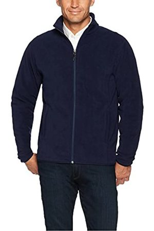 Amazon Men's Full-Zip Polar Fleece Jacket