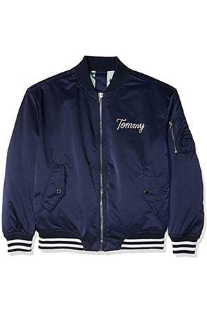 Tommy Hilfiger Women's Reversible Varsity Bomber Jacket