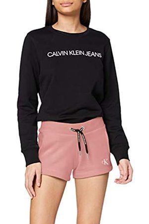 Calvin Klein Women's CK Embroidery Regular Short