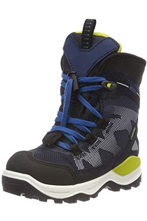 Ecco Unisex Kids' Snow Mountain Boots, Blau ( /Night Sky 51237)