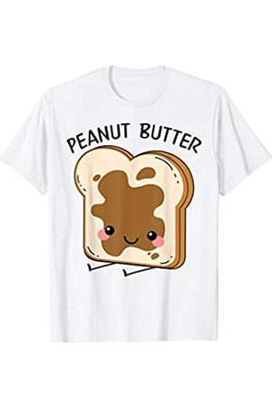 Peanut Butter and Jelly Matching Costume T-Shirts Peanut Butter Matching Costume Set with Jelly Shirt