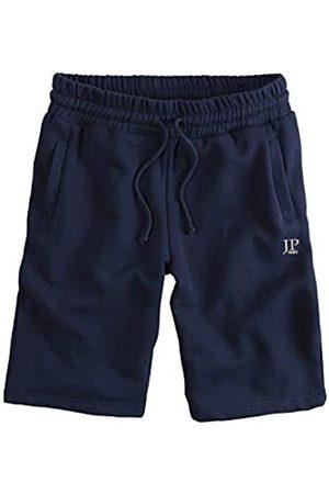 JP 1880 Men's Big & Tall JP Logo Comfy Sweat Shorts Navy Large 702636 70-L
