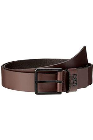 Calvin Klein Men's 35MM ADJ CK Signature Loop Belt