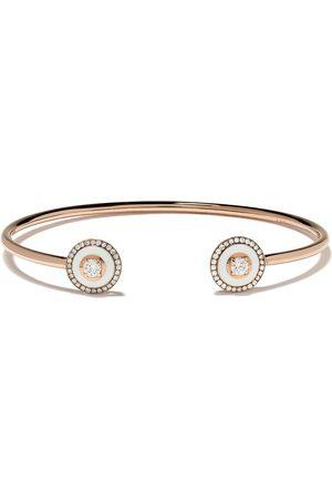SELIM MOUZANNAR 18kt rose diamond Mina bracelet