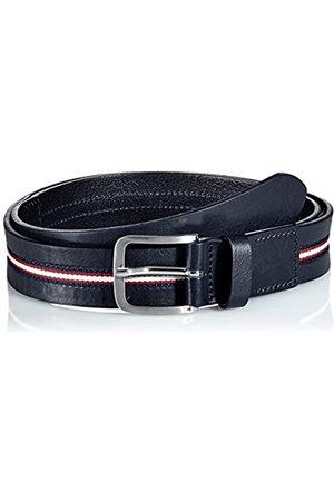Tommy Hilfiger Men's Corporate Center Stripe Belt 3.5cm