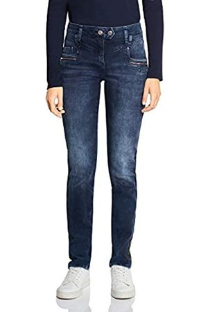 CECIL Women's 372533 Charlize Slim Fit Jeans