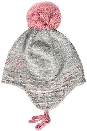maximo Girls' mit Snow Flake Strass Pompon und Bindeband Hat