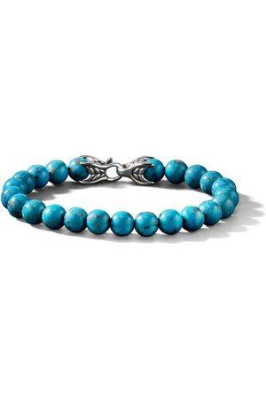 David Yurman Spiritual Bead turquoise bracelet - SSBTH