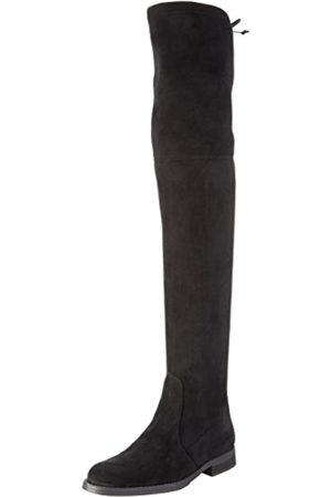 Buffalo London Women's 2870 MICRO STRECH Cold Lined Over-Knee Boots Size: 4
