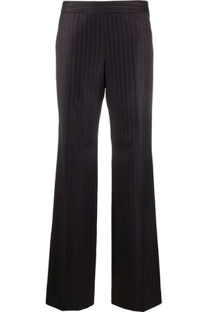 Gianfranco Ferré 1990s pinstriped tailored trousers