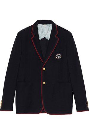 Gucci Palma single-breasted jacket