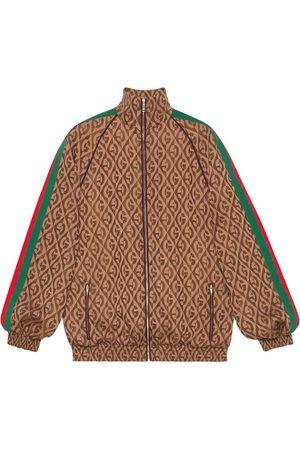 Gucci Women Bomber Jackets - GG print bomber jacket