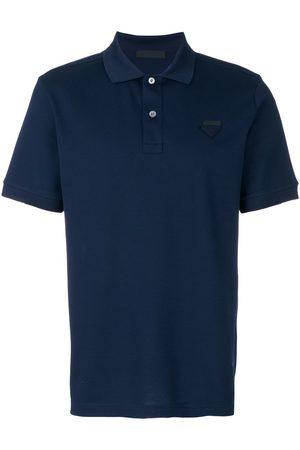 Prada Piquet polo shirt