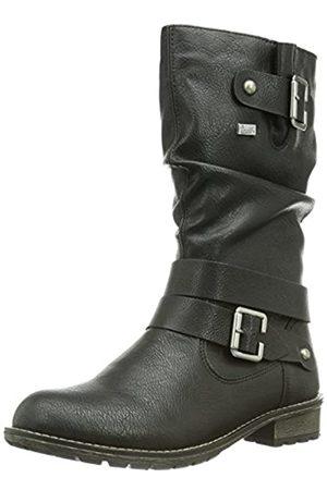 Rieker Kinder Teens, Girls Boots, (01)
