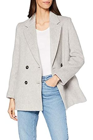 Filippa K Women's Leigh Plush Peacoat Long Sleeve Coat