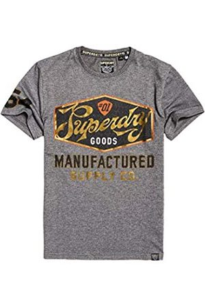 Superdry Men's Heritage Classic Tee Kniited Tank Top