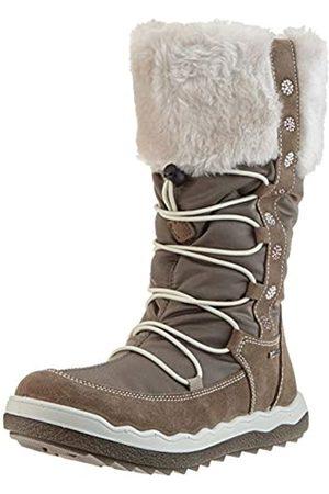 Primigi Pfz Gore-tex 43821, Girls' Snow Boots, (Marmot/Piet/Per 4382122)